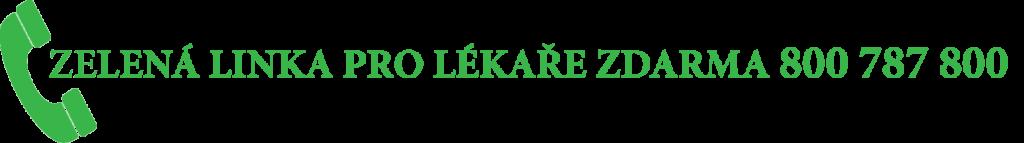 Obrázek zelené bezplatné linky společnosti workspro